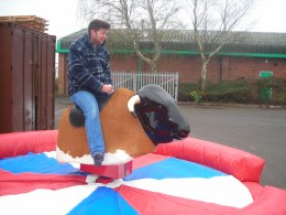 rodeo, rodeo bull hire,bucking bronco,bucking bronco hire dorset,somerset,devon,southwest england,laser clay piegon shooting